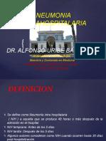 Neumonia Intrahospitalaria 2017