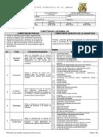 Evaluación Diagnostica de Calculo Diferecial