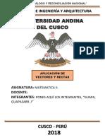 APLICACIONES DE VECTORES Y RECTAS.docx
