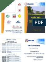 Thư mời hội nghị ICPMat 2018