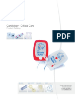 Cardiology Critical Care Catalog