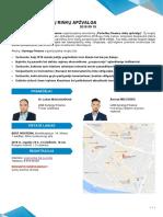 Periodinė finansų rinkų apžvalga (2018.09.19)