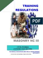 TR Masonry NC III.doc
