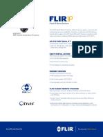 Flir n233ve Datasheet en(1)