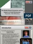 Model Based Enterprise