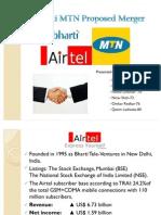 Bharti MTN Merger