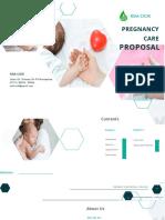 Proposal pregnancy care Ok Fix