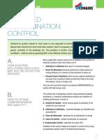 Validated Contamination Control