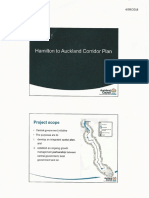 Auckland to Hamilton Corridor PPT 1