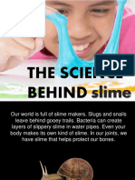 The Science Behind Slime