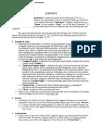 Arcane Revenue Share Agreement