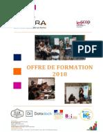 Catalogue Cefora 2018