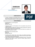 CV Arbel Danduan