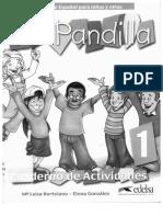 La Pandilla Cuaderno de Actividades