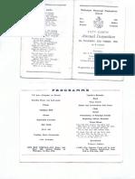 bb display 1958 programme
