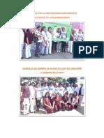 Semana de La Maternidad Saludable Huancan 2018