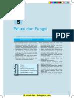 Bab 5 Relasi Dan Fungsi