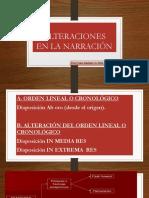 Ppt Anacronias Temporales.- y Evaluación de Contenidos Narrativapng