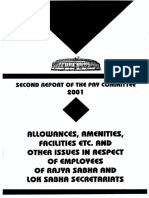 3rd Pay Committee Report 2001(2nd Report)