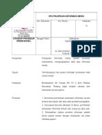 Spo Pelepasan Info Medis