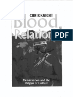 Blood Relations - Chris Knight