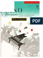 163114378 Piano Adventures Christmas Book Level 3A