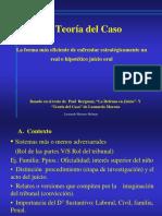 Teoria Del Caso Generico - Moreno Holman