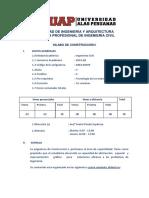 SYLABUS 080208305 Construccion1, Ingenieria Civil
