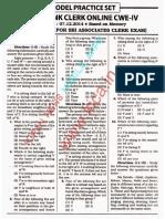 IBPS Clerk 7-12-14