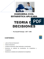 Teoria de Decisiones Civil UNC