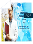 Pharmacy Management Lecture 6