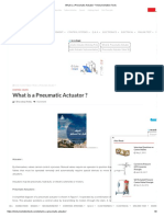 What is a Pneumatic Actuator _ Instrumentation Tools