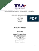 TSA Brochure