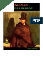 Honoré de Balzac Pielea de Sagri