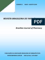 Revista Brasileira de Farmácia