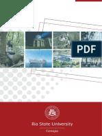 ISU - Brochure
