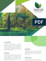 Brochure Isafor Borrador