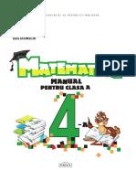 IV_Matematica (a. 2017, In Limba Romana)