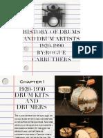 drum book copy