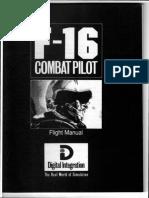 f 16 Combat Pilot Dos 08cp Manual
