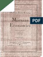 Outline Study Course in Marxian Economics - Paul Mattick