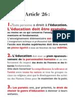 Article 26 PDF