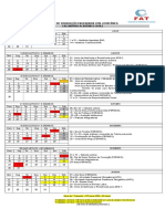 Calendário Ead 2018.2