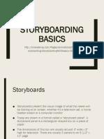 Storyboarding Basics 1