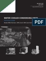 2017-01-01 Bohn Water-cooled Condensing Units
