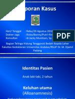 3. Otitis Media Akut Auris Dekstra Stadium Hiperemis