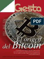 Boletín Gesta Edición No 1 - Boletín del Departamento de Ciencias Administrativas del ITM