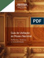 Guia de Visitação Do Museu Nacional