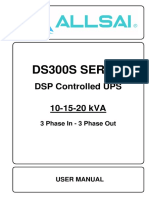 Manual-UPS´s-DS-300s