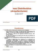Sistemas Distribuidos (Arquietecturas).pdf